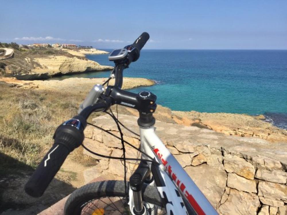 tour in bici nel salento
