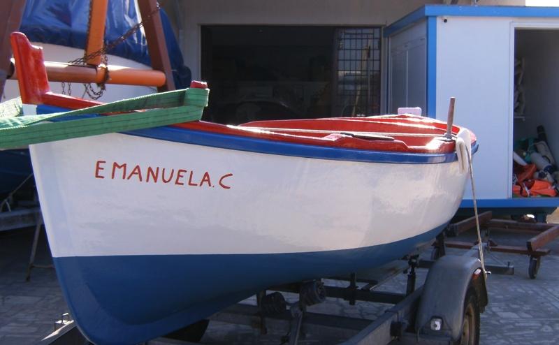 Custodia Invernale Barche Leuca