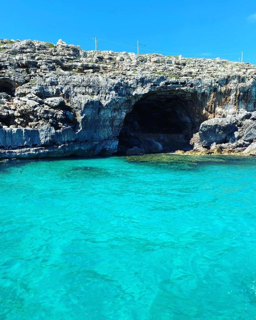 cave of the giganti leuca