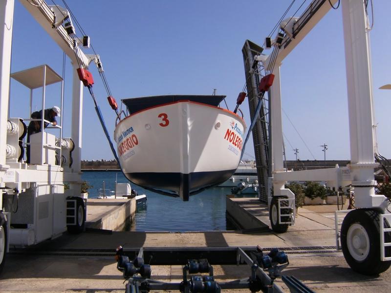 Barche Santa Maria di Leuca