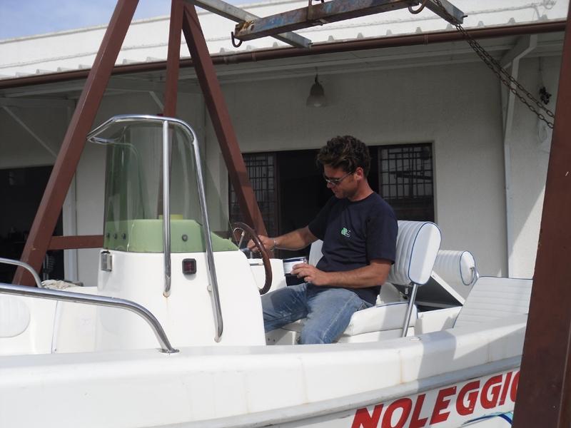 Rimessaggio Barche Leuca